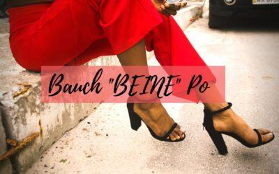 """Bauch """"BEINE"""" Po – Beinformen"""
