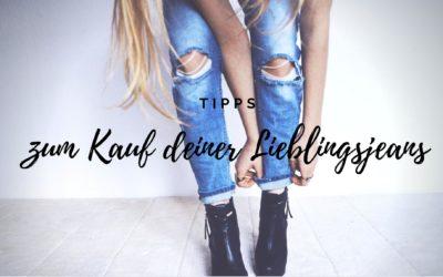 Lieblingsjeans: Shopping-Tipps