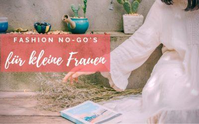 Fashion No-Go's für kleine Frauen