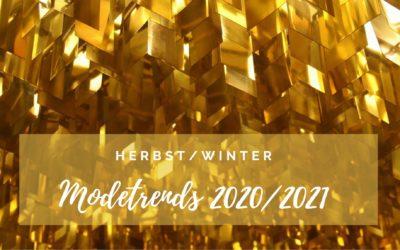 Herbst/ Winter Modetrends 2020/2021